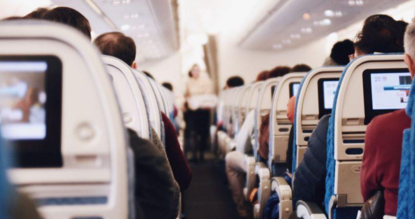 w samolocie trudnych spraw