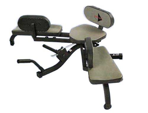 Maszyna do rozciągania, albo fotel ginekologiczny