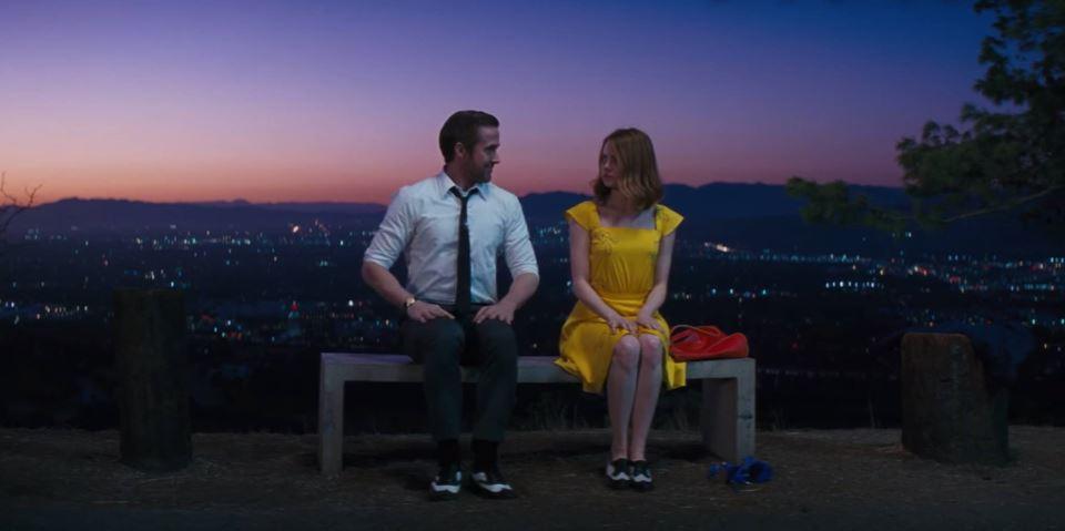Emma Stone i Ryan Gosling (czyli kiepska amerykańska odpowiedź na Kaję Paschalską i Maćka Zakościelnego) śpiewają lalala