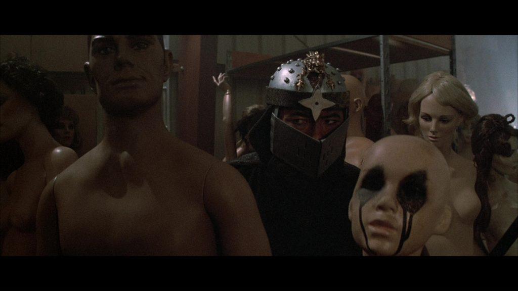 Tysiąc oczu Ninja / Modlitwa o Śmierć,, Sho Kosugi: Do dzisiaj jak śnią mi się manekiny, to budzę się z krzykiem.